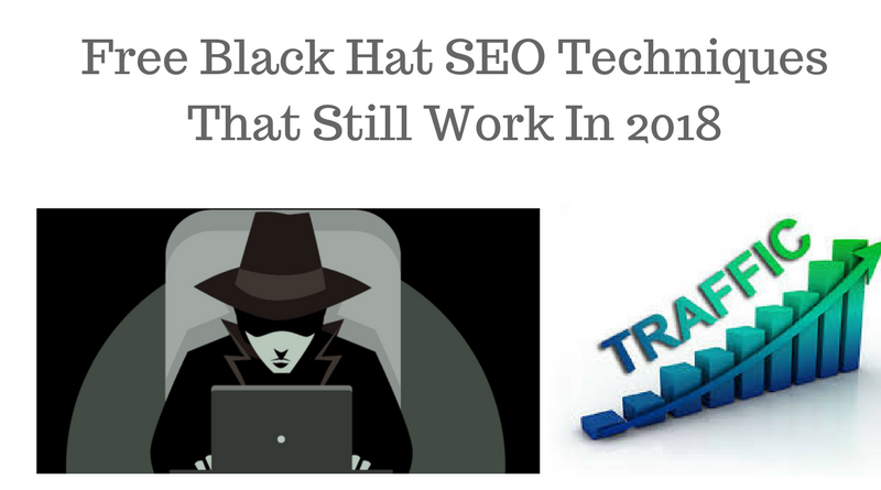 Black Hat SEO Techniques | Webpreneurs Hub | Black hat seo