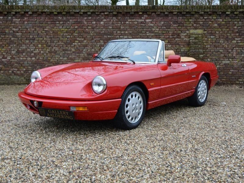 1990 Alfa Romeo Spider Alfaromeospider Alfa Romeo Auto Romeo