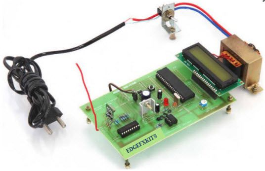 Automatic Wireless Health Monitoring System Project Kit by ...