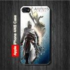 Assasin Creed #3 iPhone 4, 4S Case Black Case #iPhone4 #iPhone4 #PhoneCase #iPhone4Case #iPhone4Case