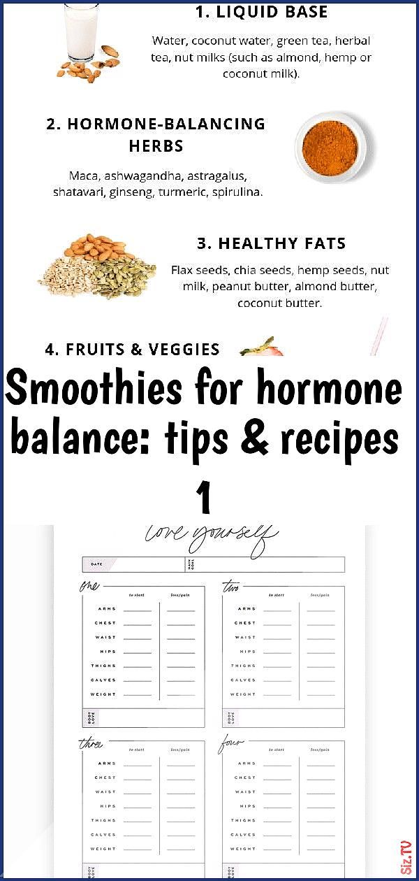 Smoothies for hormone balance tips 038 recipes 1 Smoothies for hormone balance tips 038 recipes 1 Ja...