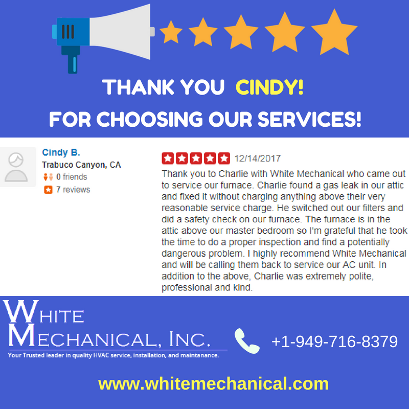 Our Recent Customer Endorsements Hvac Hvaccontractor Repairservice Hvacservice Customerfeedback Review Hvac Services Leak Repair Residential Hvac