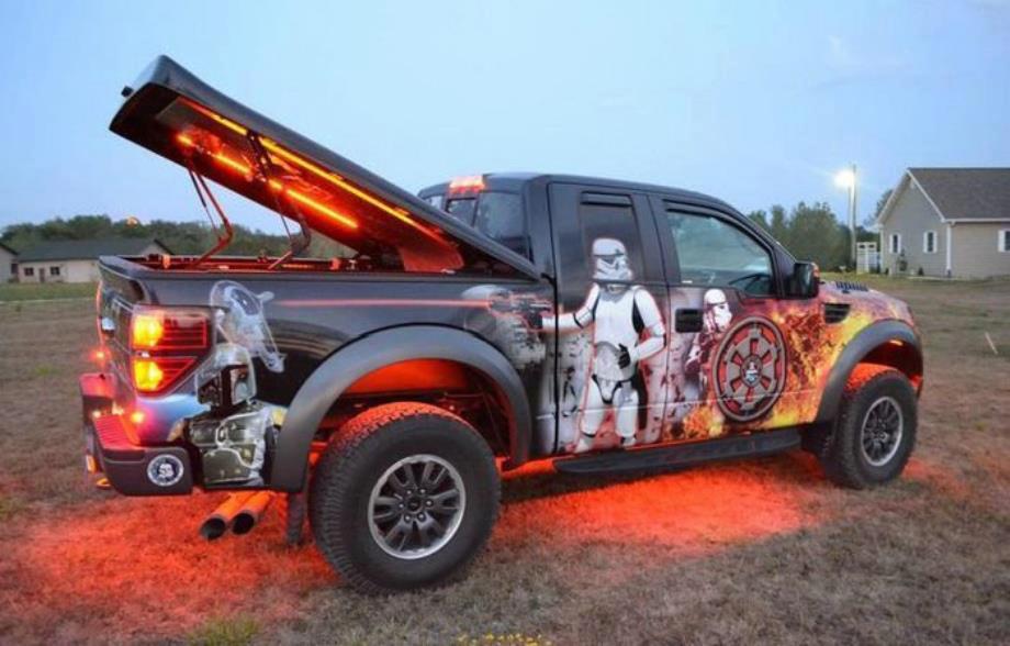 Star Wars :D