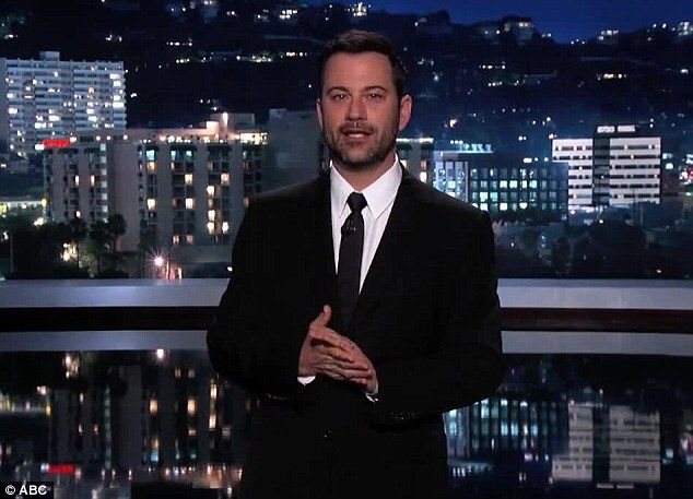 jimmy kimmel reveals he cried at daughter janes birth two weeks ago