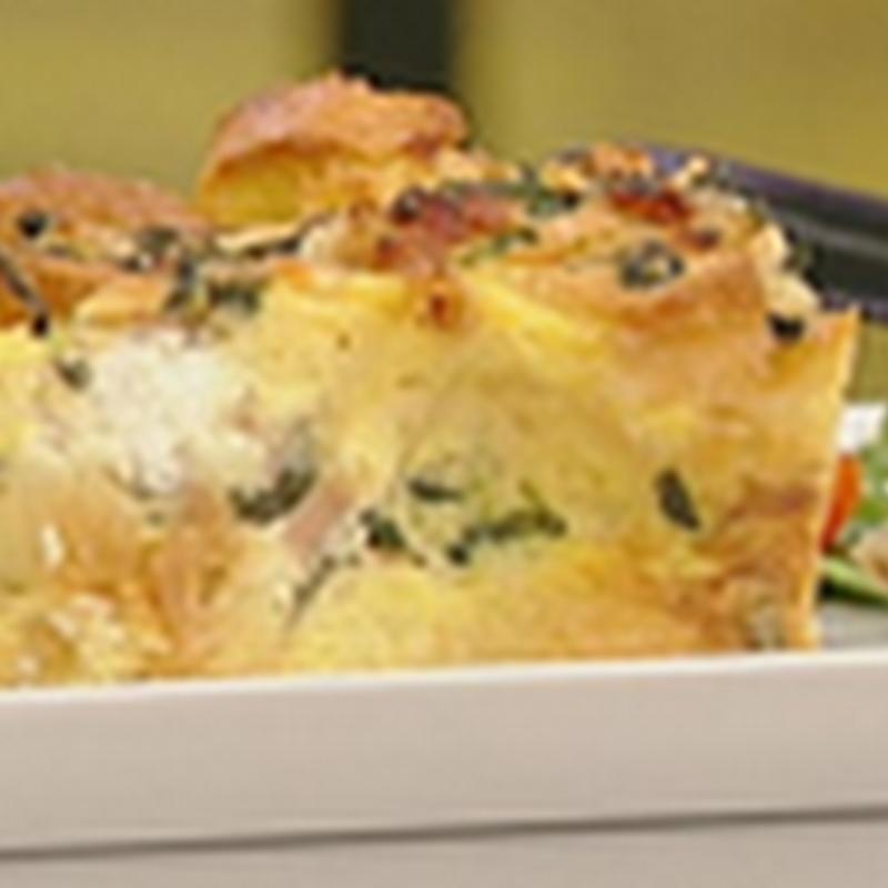 PLUM CAKE SALATO da La Prova del Cuoco