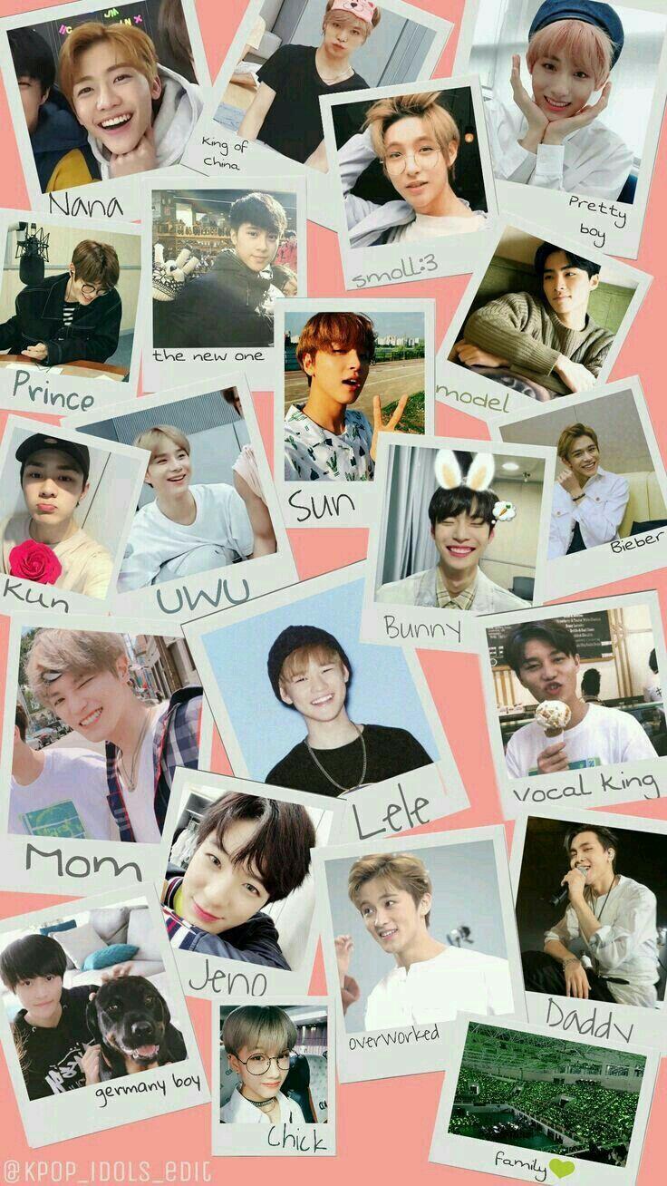 NCT ♡ Wallpaper