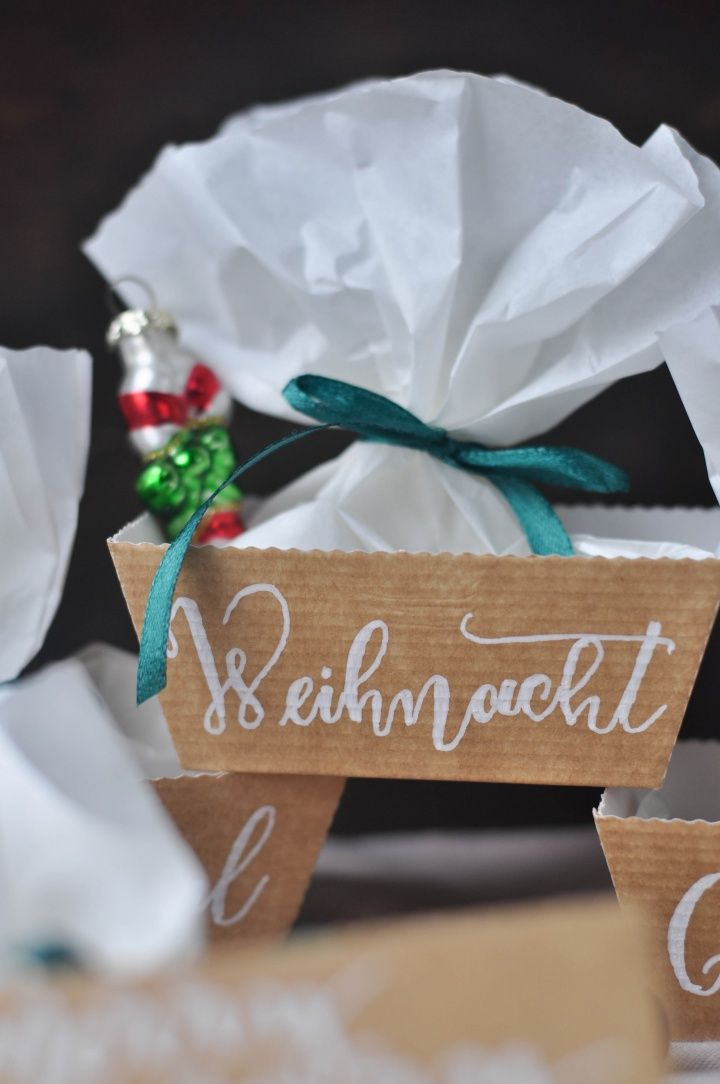 Geschenke Fies Verpacken