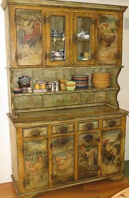 Vintage Cupboard Design