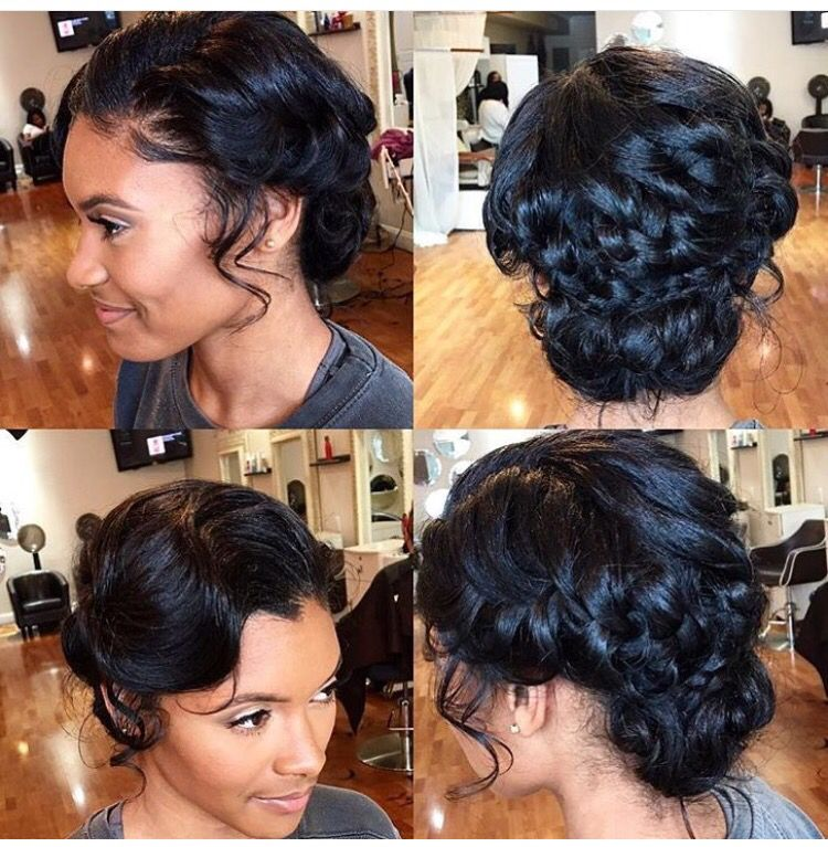 Pin By Monica Robinson On Wedding Natural Hair Wedding Natural Hair Styles Curly Hair Styles Naturally