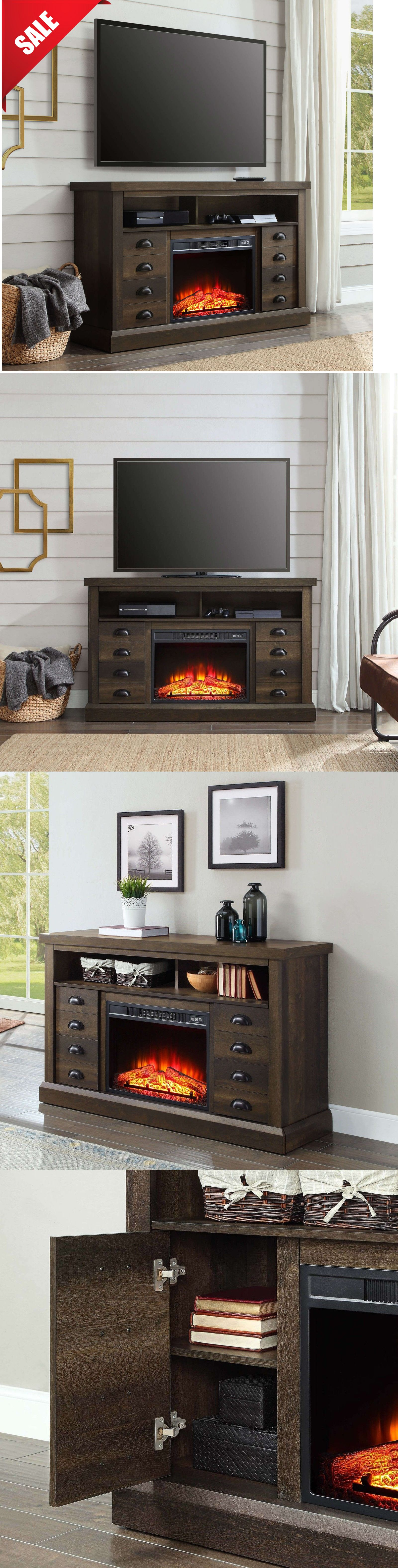 Entertainment Units TV Stands Tv Stand Electric Fireplace