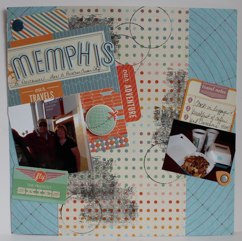 We R Memory Album Kit 12x12 Jet Set