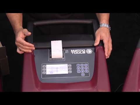 Matco's A/C Recycler Machines - AC787, AC788, AC789H - YouTube