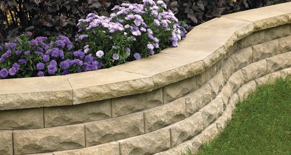 35 Retaining Wall Blocks Design Ideas U2013 How To Choose The Right Ones?