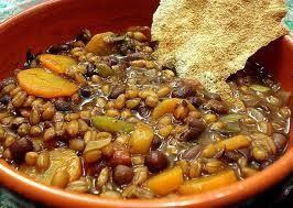 Zuppa di farro is made with spelt and is popular in Tuscany with many restaurants claiming to make the best soup - there's only one way to find out who's telling the truth: http://www.bellarome.com/destinations/tuscany-holidays.asp