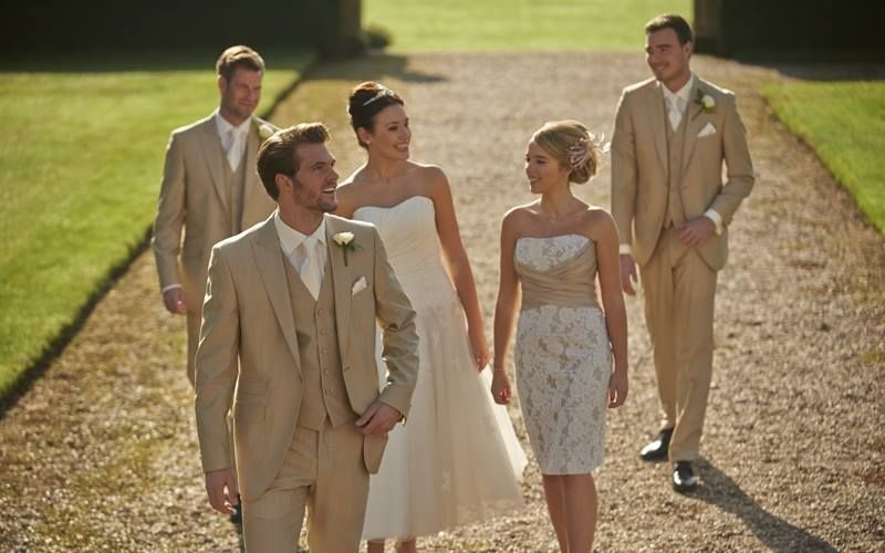 men suits to go with burgundy bridesmaid dresses | Our formal mens ...