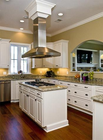 Which Colors Should Be Used In Kitchen Decoration Kucheninsel