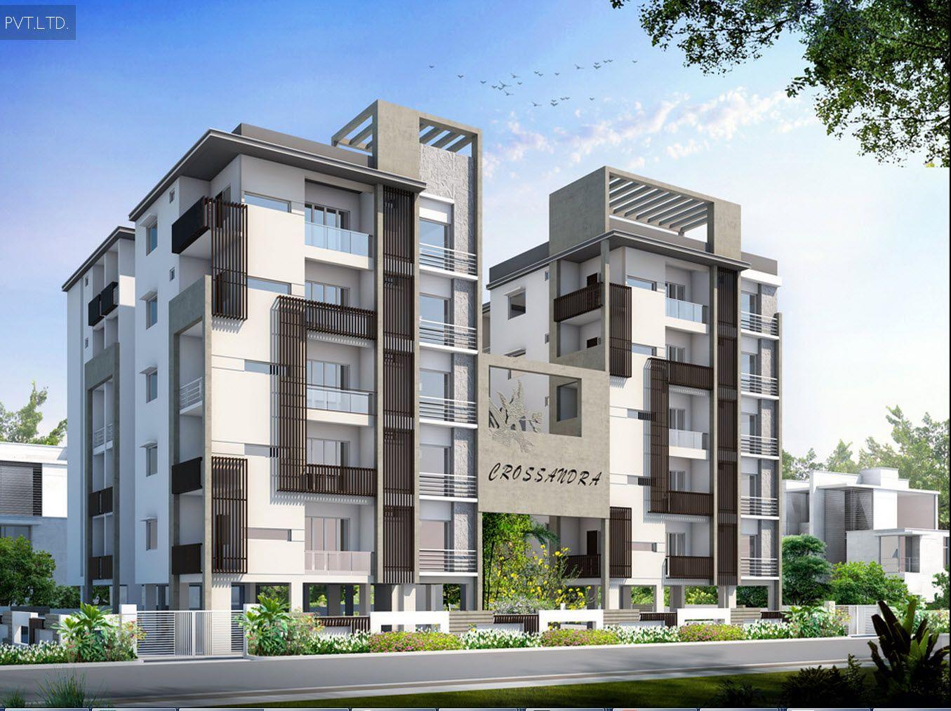 Avijit Das Adl Kullan C N N Apartment Panosundaki Pin Building Design Architecture Ve