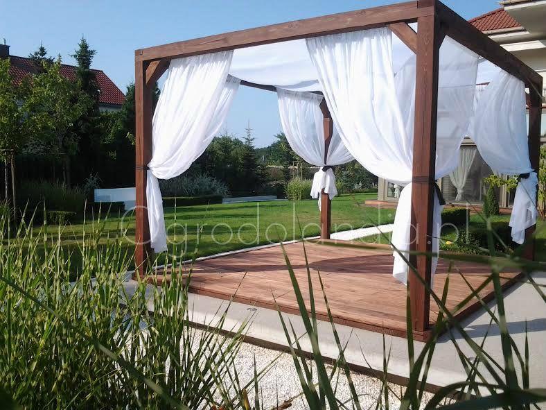 Altana Pergola Tropic 2 Rozmiary Outdoor Drapes Outdoor Furniture Decor Pergola