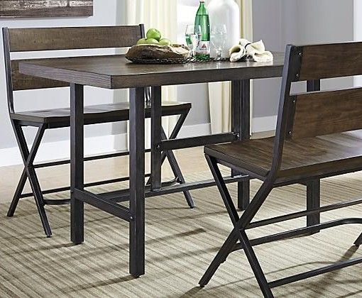 Kavara Counter Height Dining Room Table Counter Height Dining