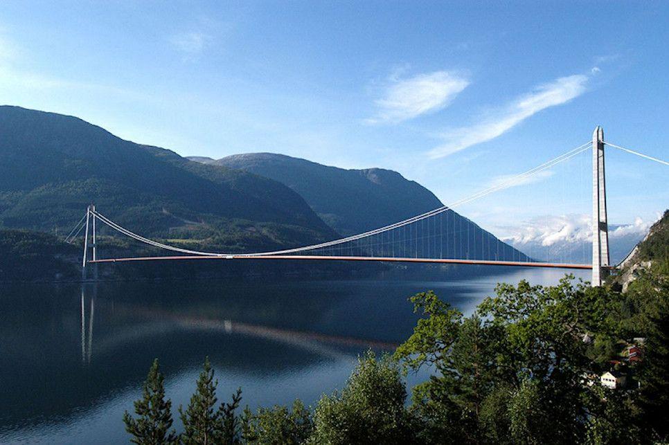 Hardanger Bridge Norway Nidokidos Official Forum Norway Global Journey Bridge