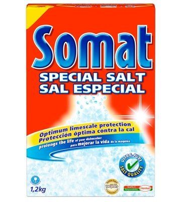 Miele Somat Dishwasher Salt B1640 Case Of 8 By Somat 46 00