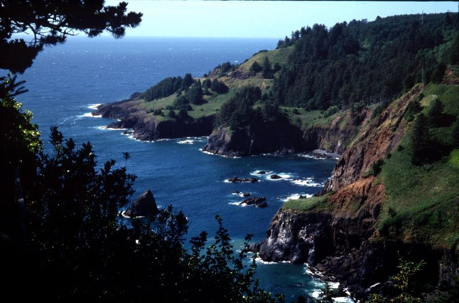 Cape Foulweather, OR