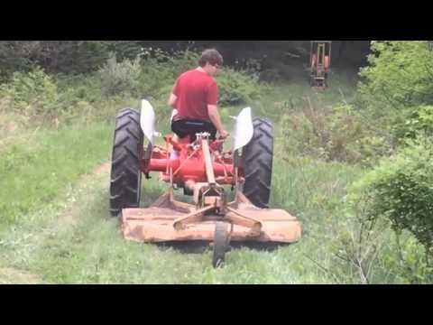 How To Operate A Ford 8n Part 1 Youtube Ford 8n Parts Tractors Ford