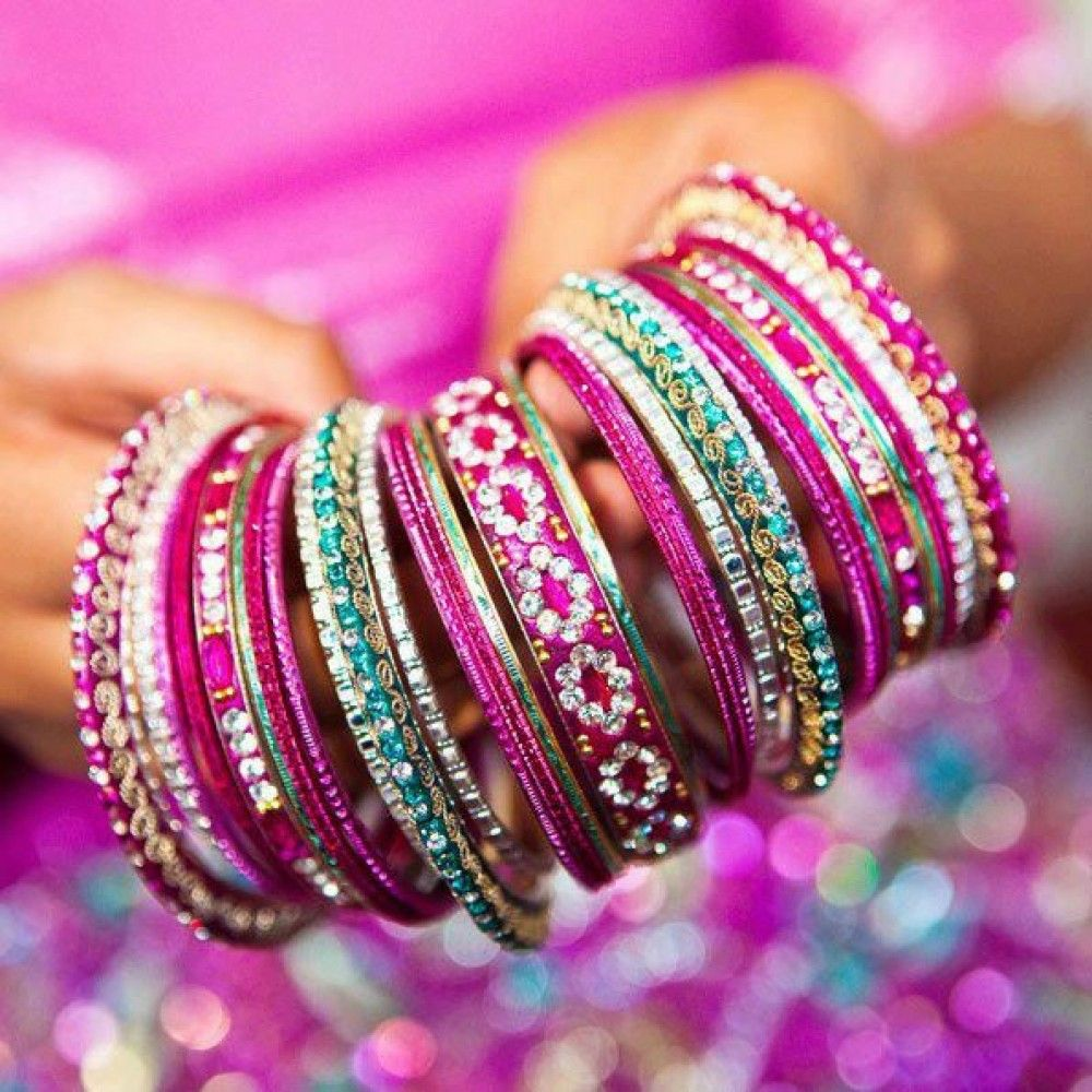 Latest Indian Jewellery Designs 2015: Latest Pakistani Glass Bangles Designs 2015