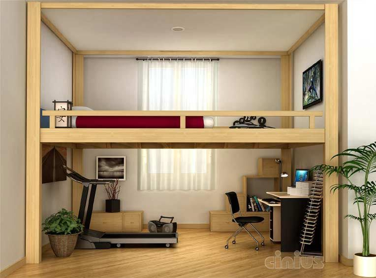 lit rising up down mezzanine r glable en hauteur position nuit lit escamotable chambre. Black Bedroom Furniture Sets. Home Design Ideas
