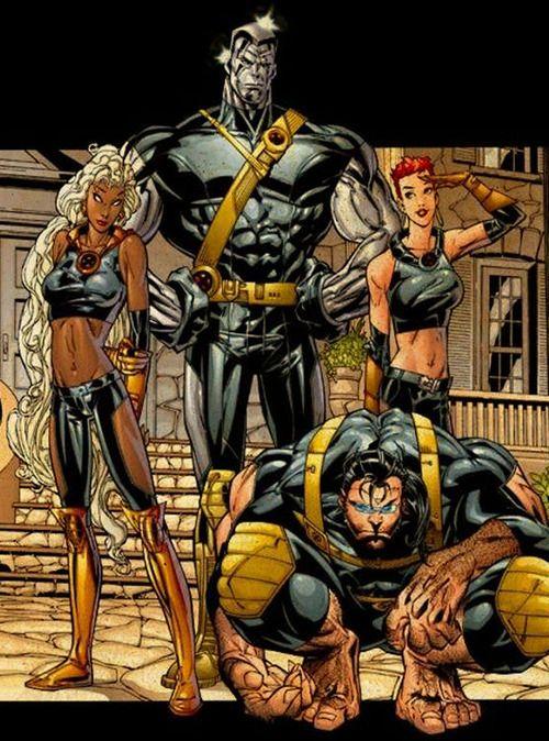 Ultimate X Men Jean Grey