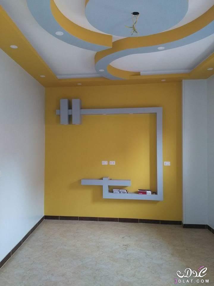 ديكورات جبس مودرن 2019 بورد غرف نوم مجالس صالونات اسقف وحوائط معلقة ديكورات جبسية لشقق رائعه Lighted Bathroom Mirror Bathroom Mirror Bathroom Lighting