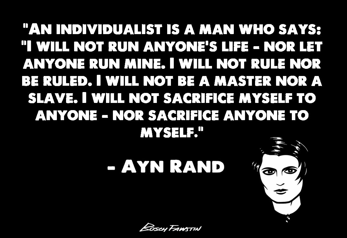 Anthem Quotes Anthem Quotes About Individualityquotesgram  Ayn Rand  Pinterest .