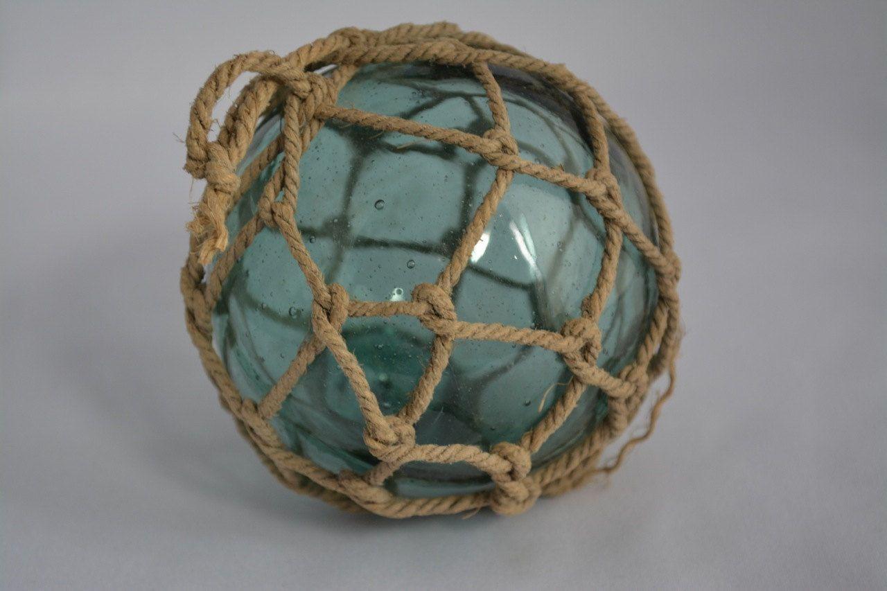 Vintage Japanese glass fishing float, 'ukidama' #1 by ...