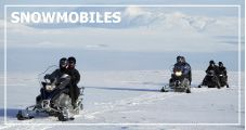 Snowmobile tours - Mountaineers of Iceland