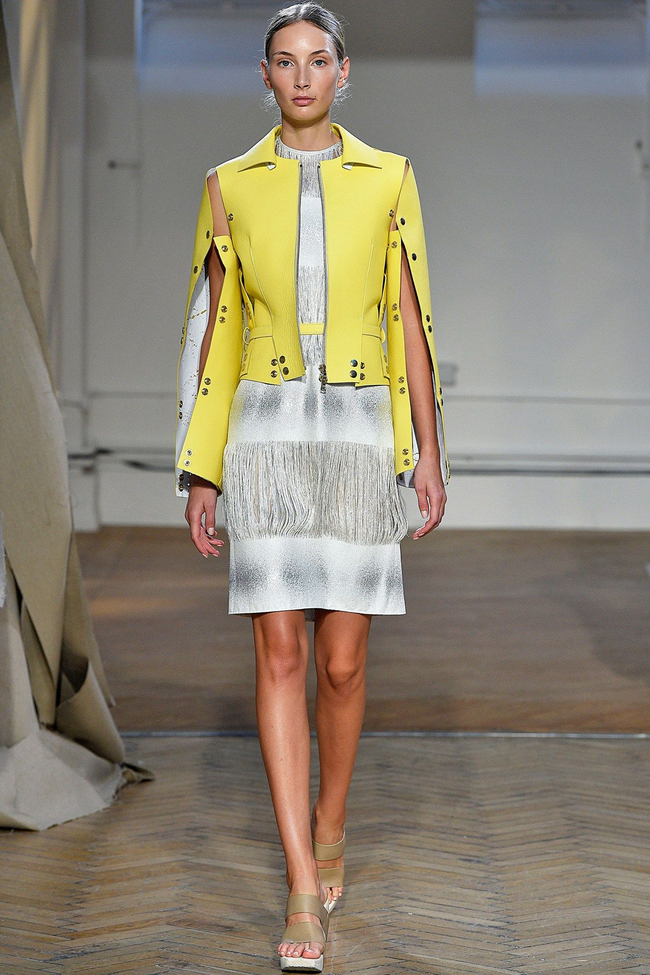 Palmer - Harding - Spring/Summer 2016 Ready-To-Wear - LFW (Vogue.co.uk)