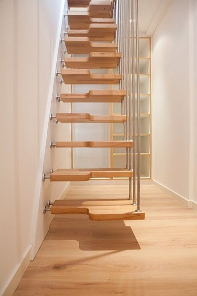 Escalier A Pas Japonais Escadas Modernas Projeto De Escada