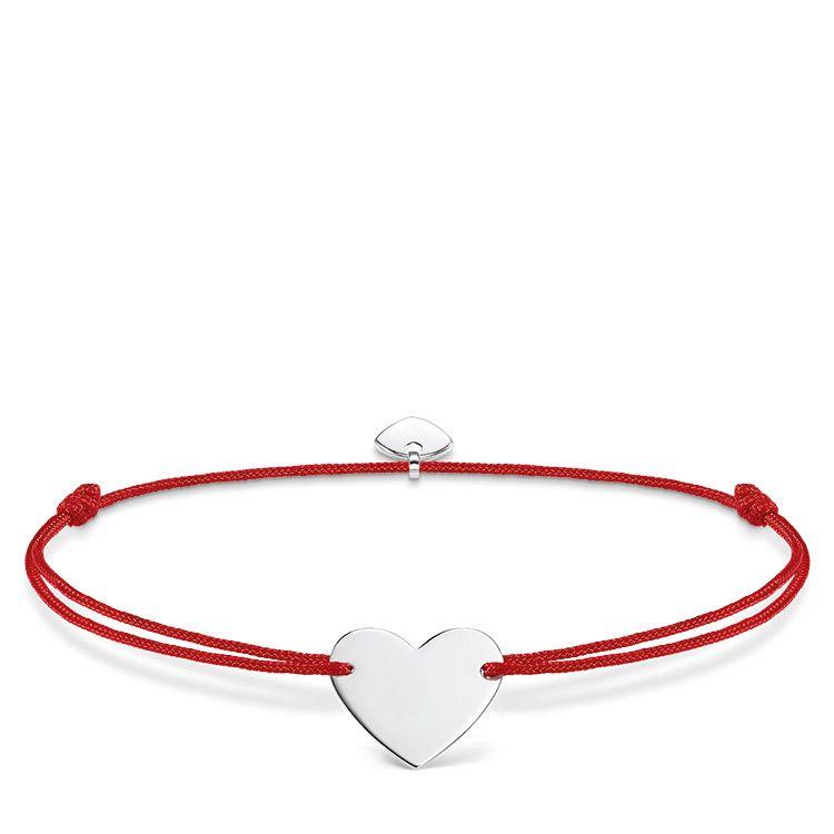 Thomas Sabo Thomas Sabo Thomas Sabo Little Secret Heart Bracelet Fallers Com Jewelers Curso De Joyeria Joyeria Artesanal Pulseras