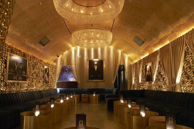 Eater Inside Goldbar Gold Bar Nyc