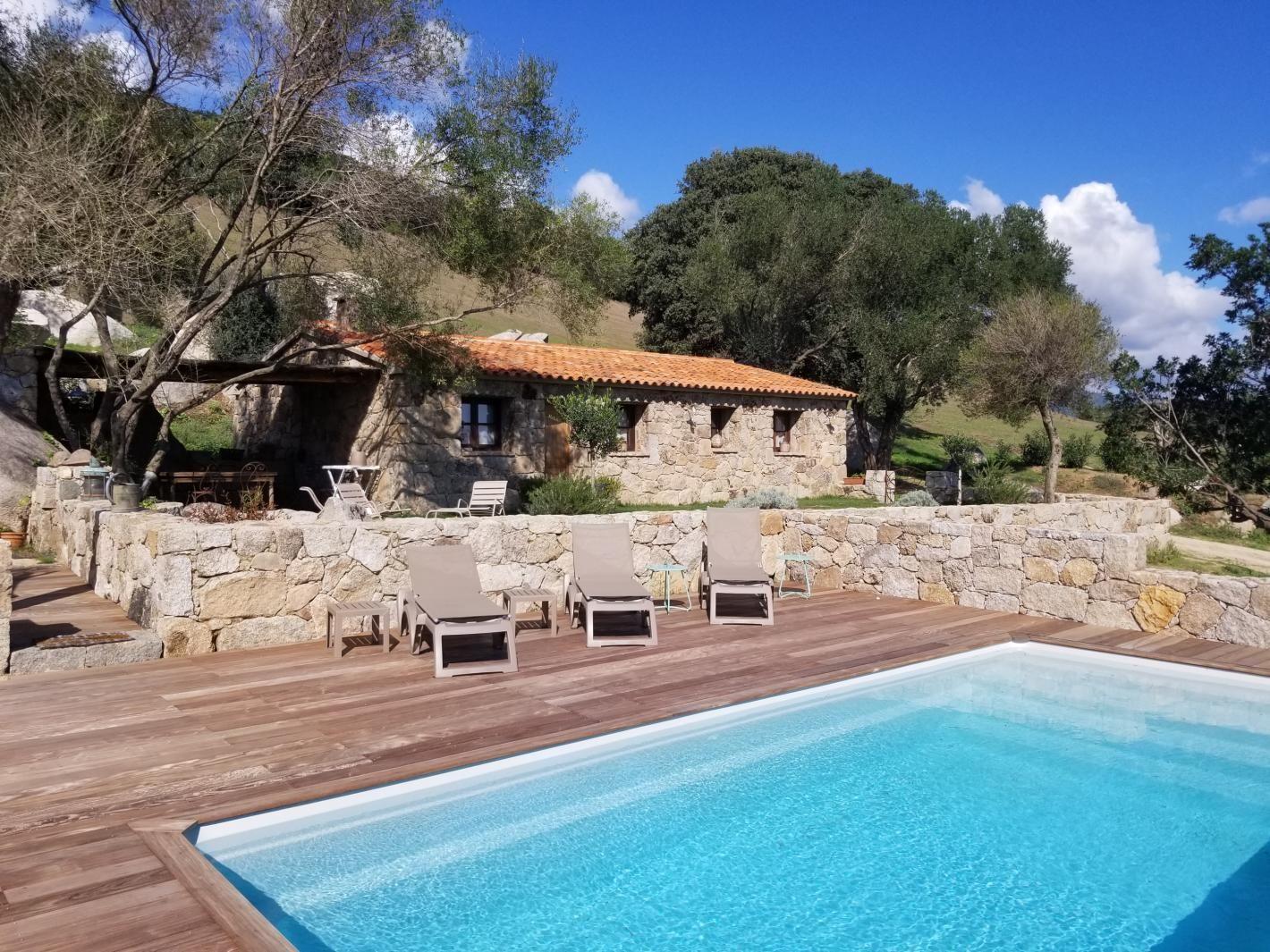 Location Maison Avec Piscine Privee Corse Sud N Hesitez Pas A