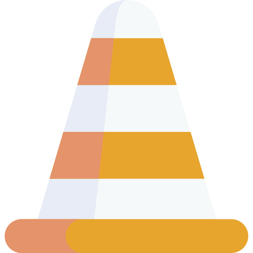 Traffic Cone Free Vector Icons Designed By Freepik Vector Free Vector Icon Design Free Icons