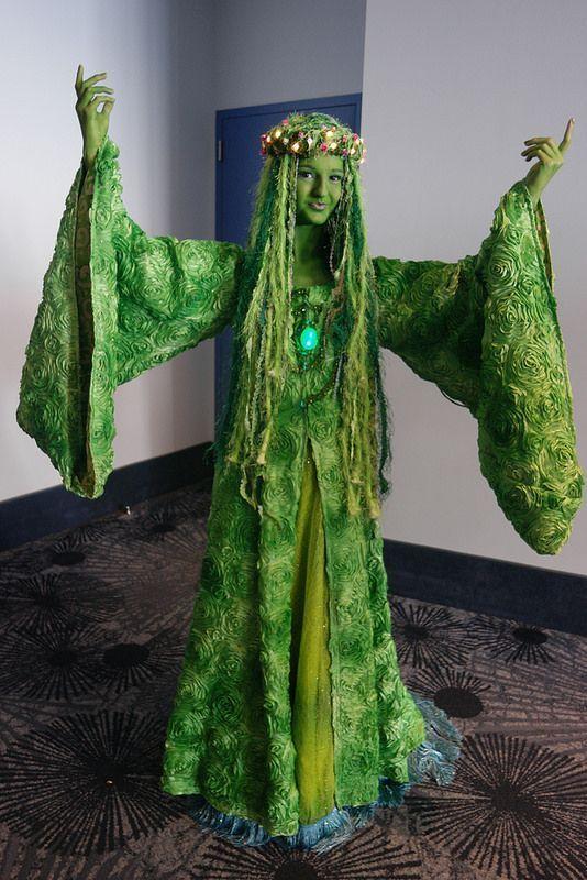 DIY Moana Te Fiti Costume » Ideas & Tutorial | maskerix.com