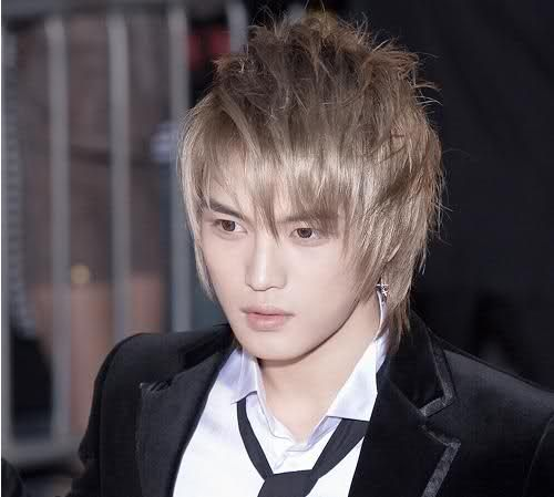 Dark Ash Blonde Jaejoong Asian Hair Kim Jae Joong