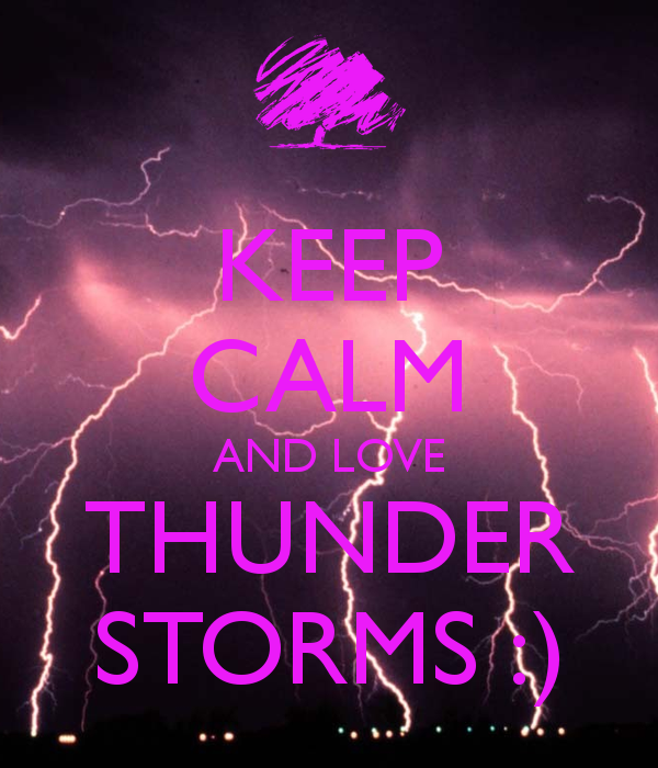 Rainy Days And Mondays Quotes: Love Thunder And Lightning Quotes. QuotesGram