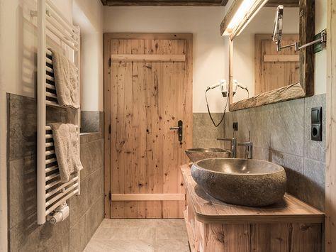 Bildergalerie - Chalets Tirol  Hüttendorf - Herzlich willkommen im - badezimmer selber bauen