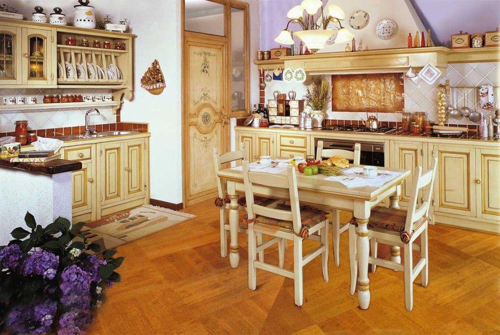 Cucine su misura cucine rustiche clara cucine rustiche pinterest cucine rustico e - Arredamento cucine rustiche ...