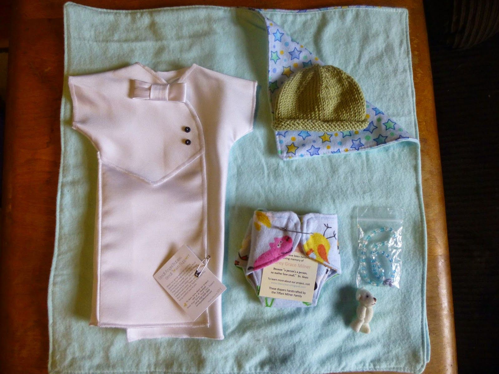 Wedding Dress- Now Angel Baby Gown! For the boys, this tuxedo gown ...