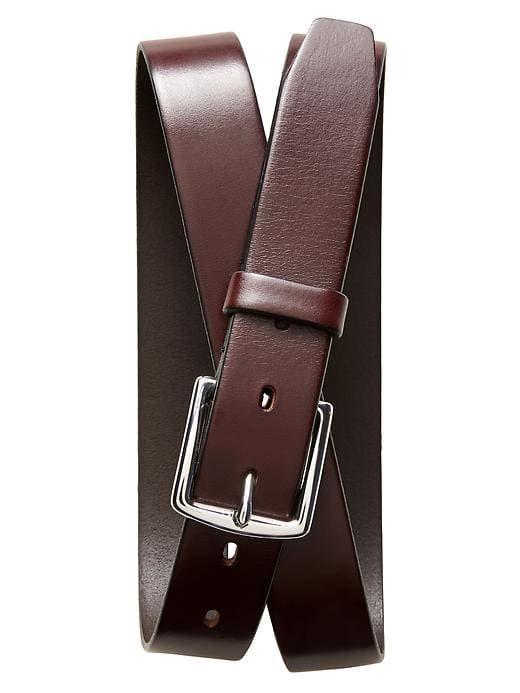 Banana Republic Original Mens Leather Belt Brown Size 36 Kleidung & Accessoires Gürtel