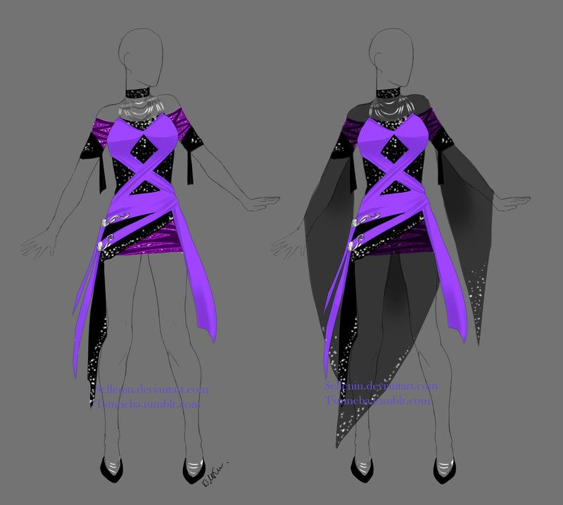 Outfit adopt- 14 - Closed by Sellenin.deviantart.com on @DeviantArt
