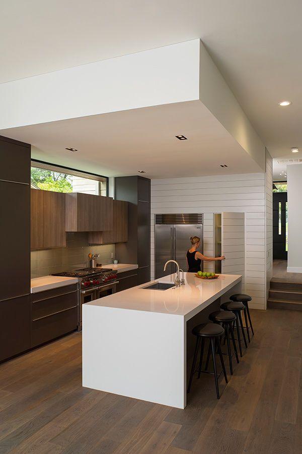 Interior Design Girls Kitchen: 22 Examples Of Minimal Interior Design #35