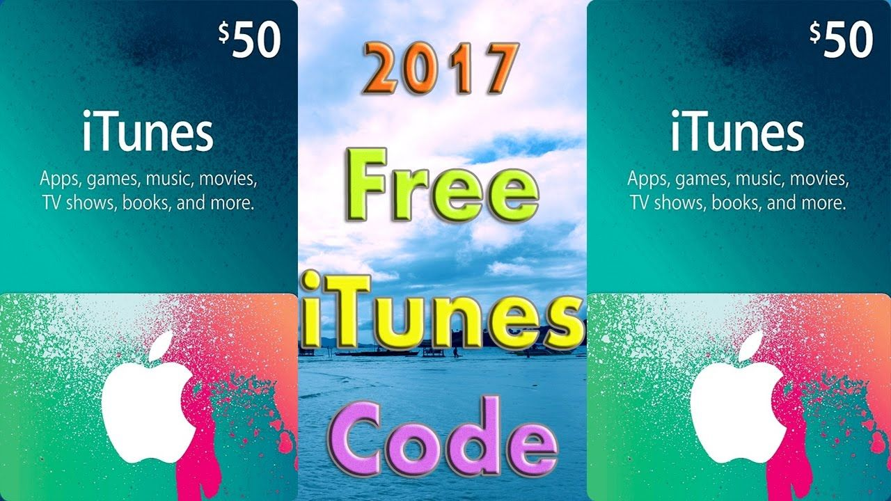 Free iTunes gift codes generator 2017 | How to get iTunes Gift Card Code.